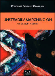 unsteadily marching