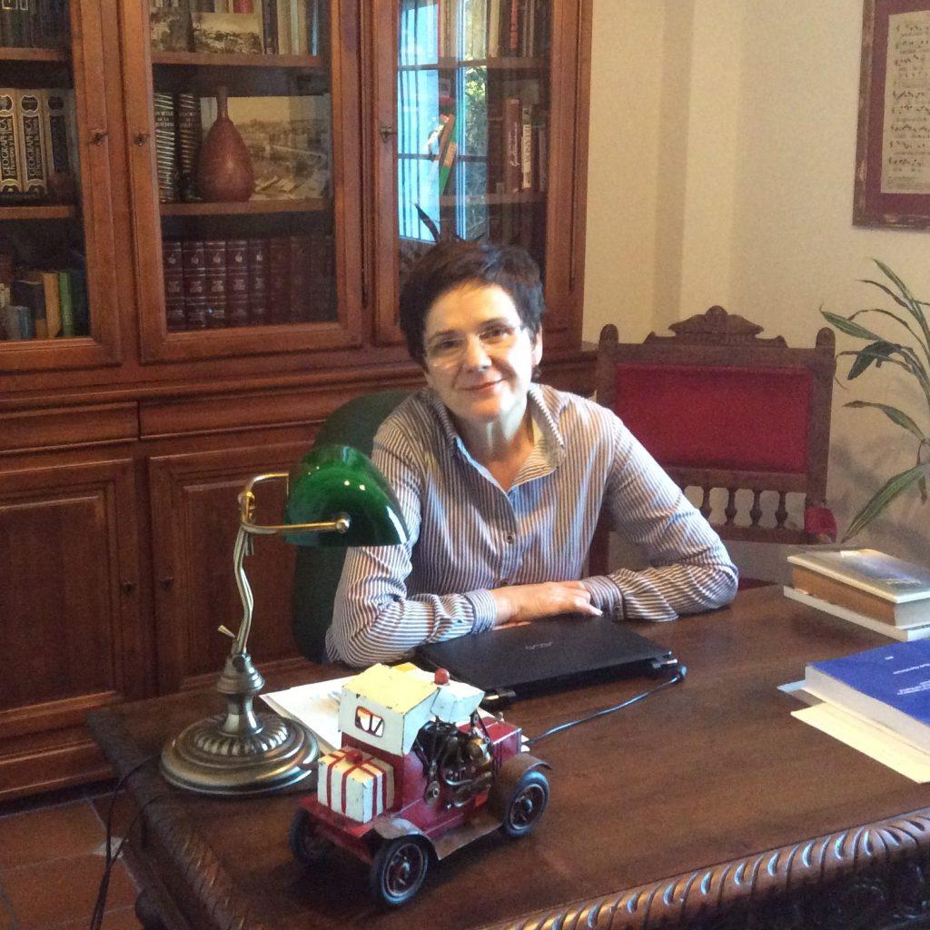 Manuela Palacios González
